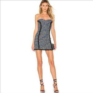 Lovers + Friends Luna Mini Dress Size Small